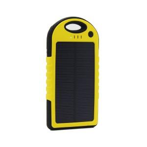 Expower(R) 5000mAh Solar Panel Powerbank