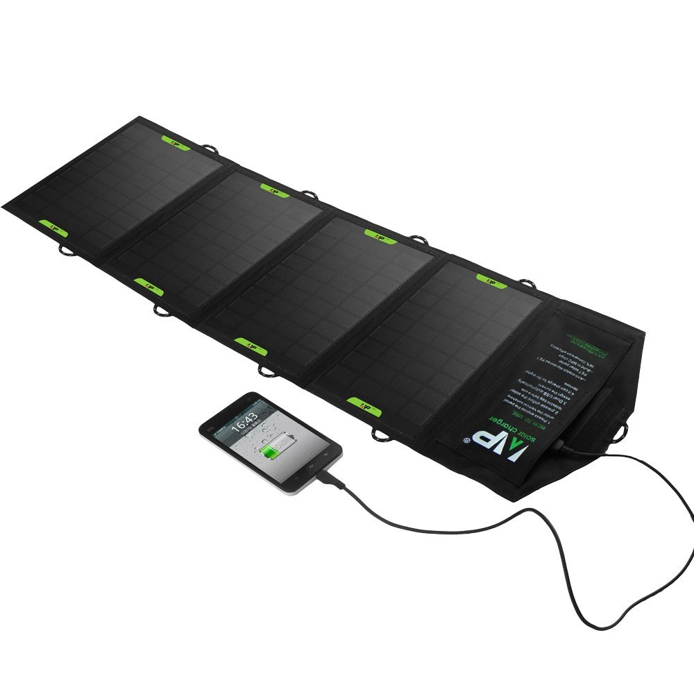 AP®16W Faltbares Solar Ladegerät für Powerbank